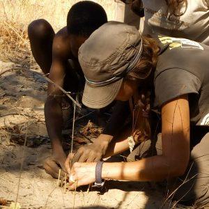 bushcraft supervivencia refugio sierra de guadarrama jóvenes adolescentes