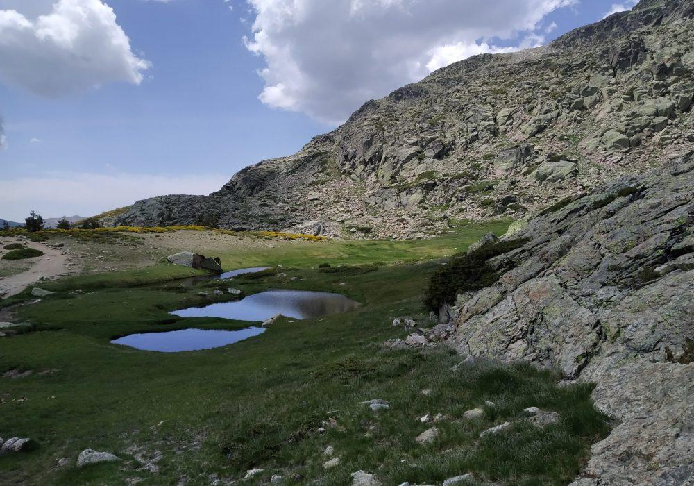 Lagunas de alta montaña
